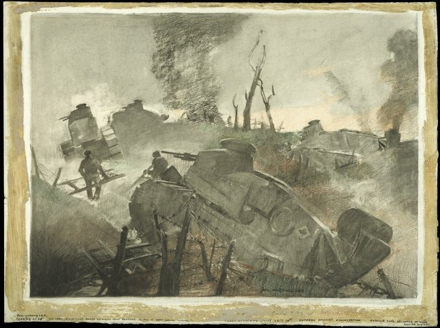george matthews harding sept 1918