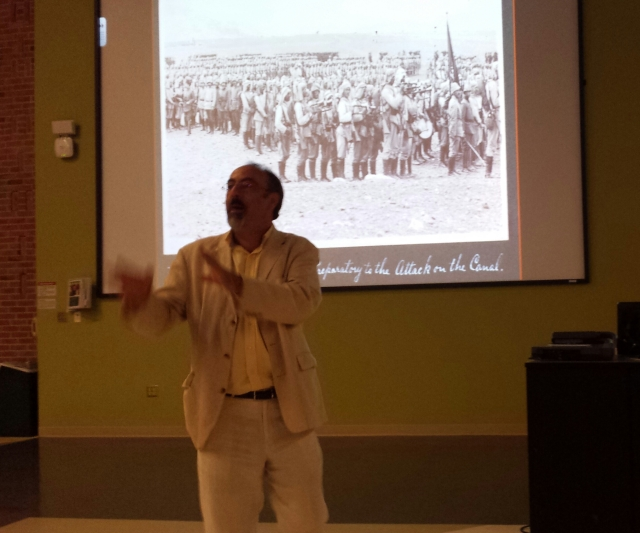 Issam Nassar lecture 9-18-14